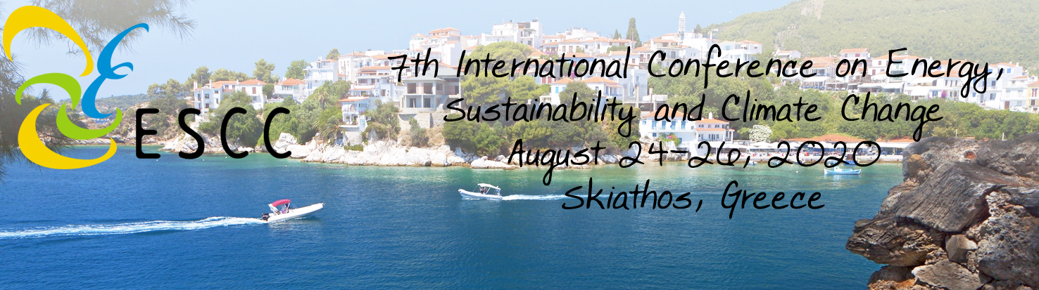 7th International Conference on Energy, Sustainability and Climate Change