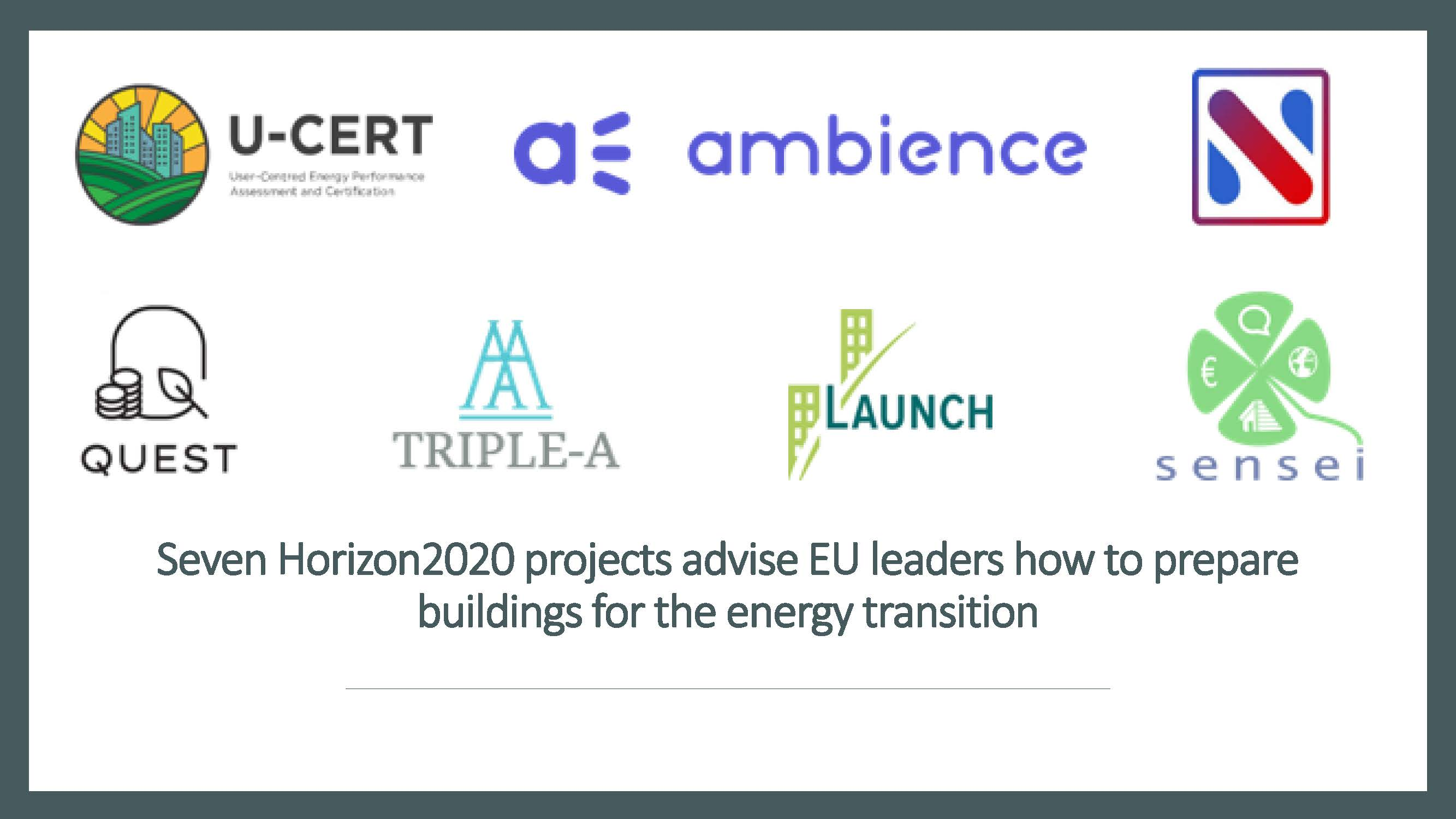 Briefing Note, H2020 project Triple-A